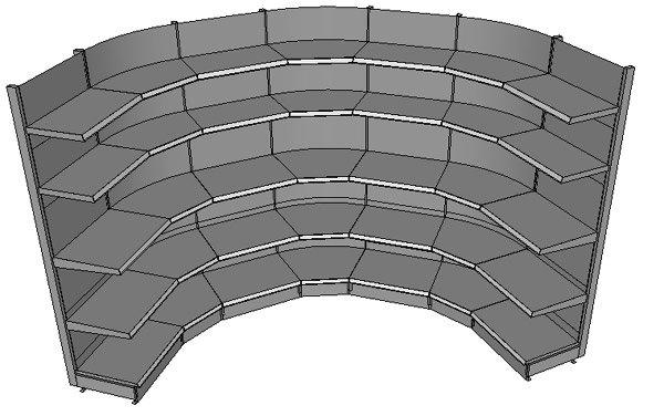 gestaltungsbeispiele stracke ladenbau tegometall service center. Black Bedroom Furniture Sets. Home Design Ideas