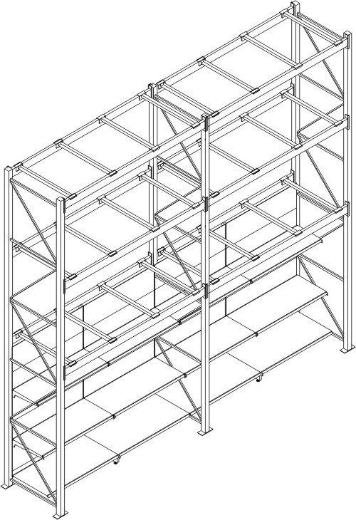 schwerlast stracke ladenbau tegometall service center. Black Bedroom Furniture Sets. Home Design Ideas