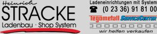 Stracke Ladenbau - Tegometall Service Center Mobil