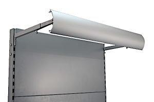 horizontale Regalbeleuchtung