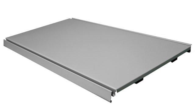Tegometall Fachboden zur Auflage auf Fußteile oder Konsolen